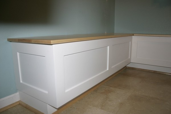 Kitchen Breakfast Or Dining Room Banquette Bench Booth Or